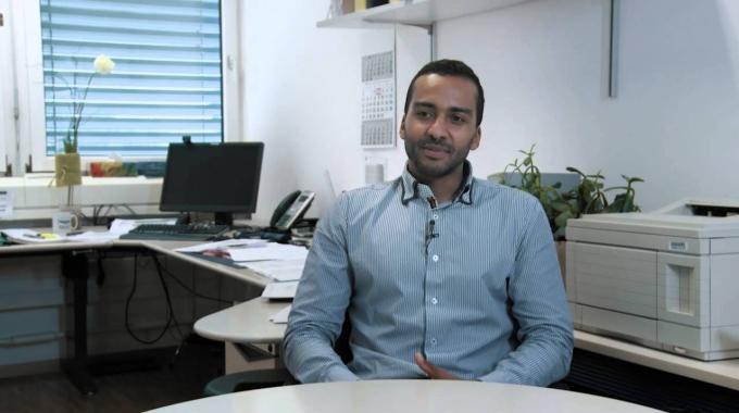I. Diop - QC Specialist EMH & Hygiene