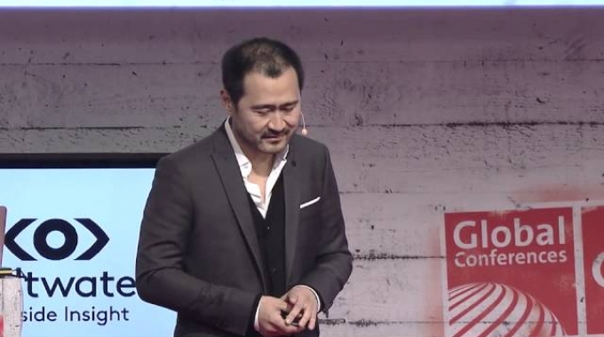 "Jørn Lyseggen at #CGC15: ""The unfair advantage of the new boardroom"""
