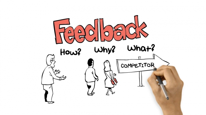 Feedback, the most important tool for Marketing Managers!