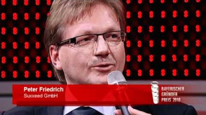 Bayerischer Gründerpreis 2010: Aufsteiger