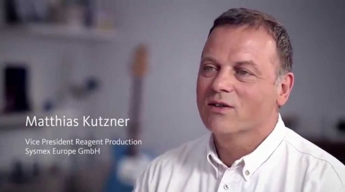 Meet our people! - Vice President Reagent Production