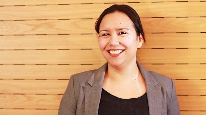 Menschen bei Vorwerk: Maria Carrillo, International Management Trainee