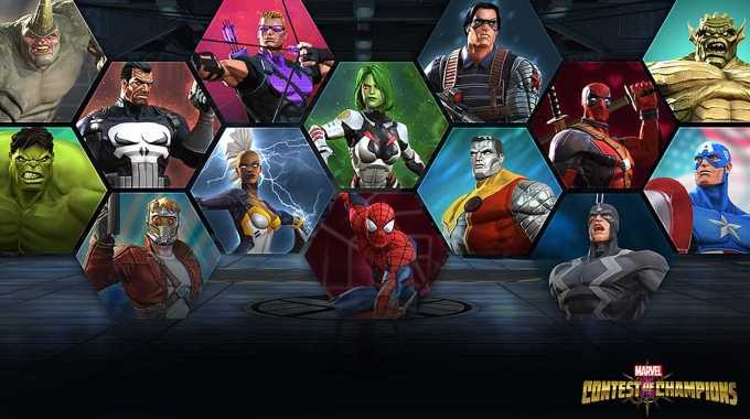 Marvel Contest of Champions Launch Trailer
