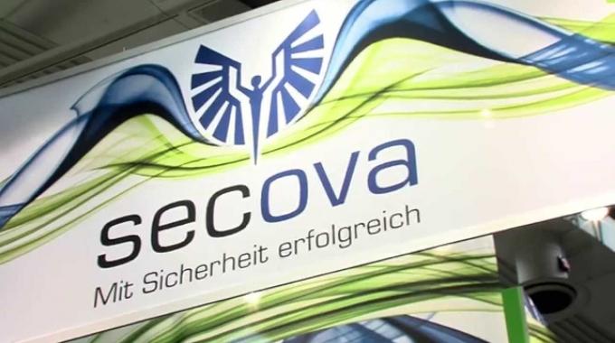 Das secova Team - Mit sam* im Einsatz auf der Messe