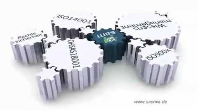 sam* - das professionelle Dokumentationssystem von secova