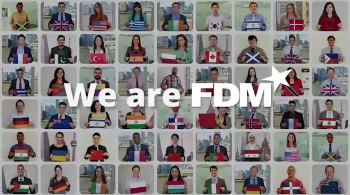 FDM celebrates Cultural Diversity