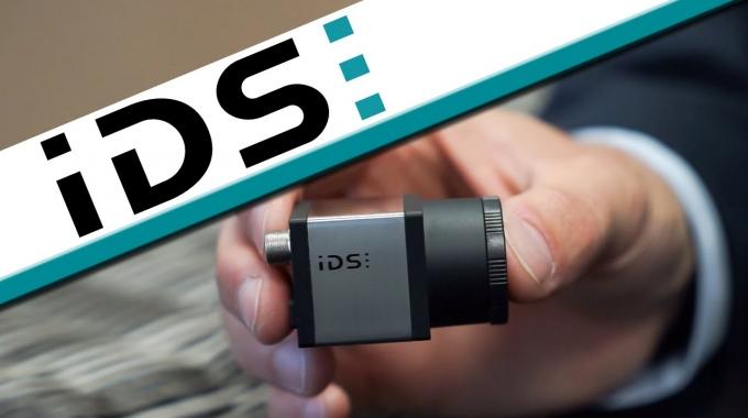 Eine halbe Million IDS-Kameras