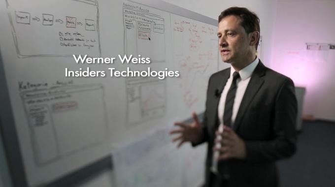 Werner Weiss über Innovationen bei Insiders
