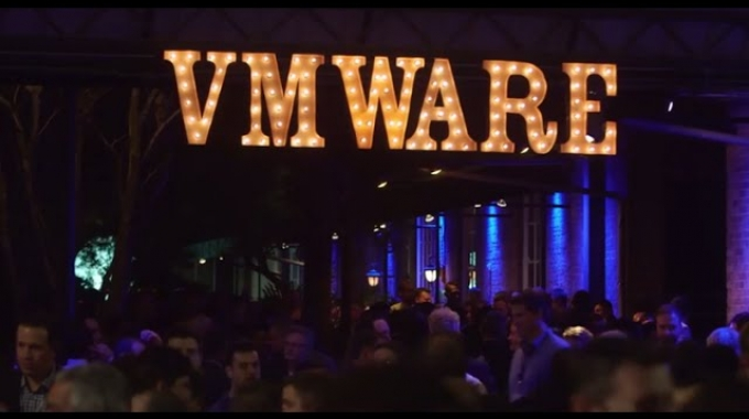 Architects of What's Next - VMware Sales Organization - Dare to Disrupt