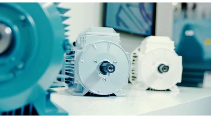 IE4-Synchronreluktanzmotor mit Festdrehzahlanwendungen