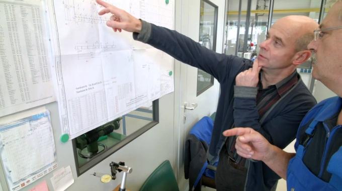 Romuald Hanslik ist Projektingenieur am Forschungszentrum Jülich