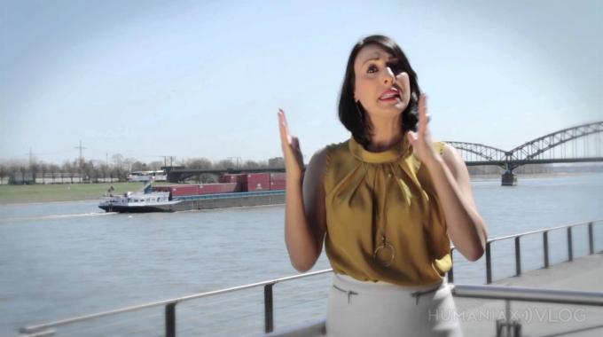 VLog mit Jamila Vidas - Mehr Ausgeglichenheit im Alltag
