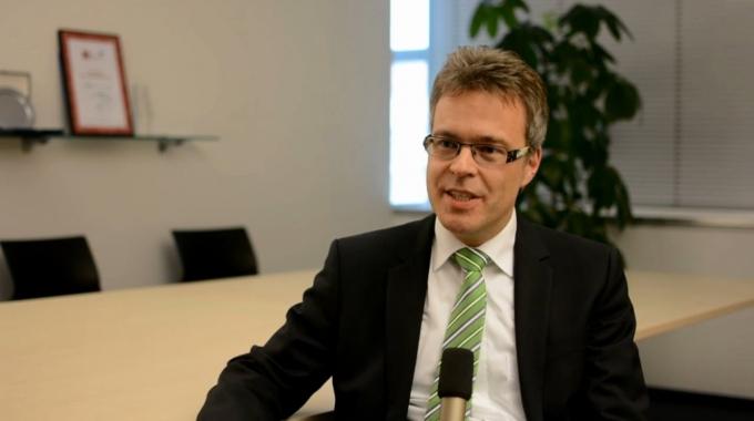 ING-DiBa Karriere: Volker Panreck, CFO