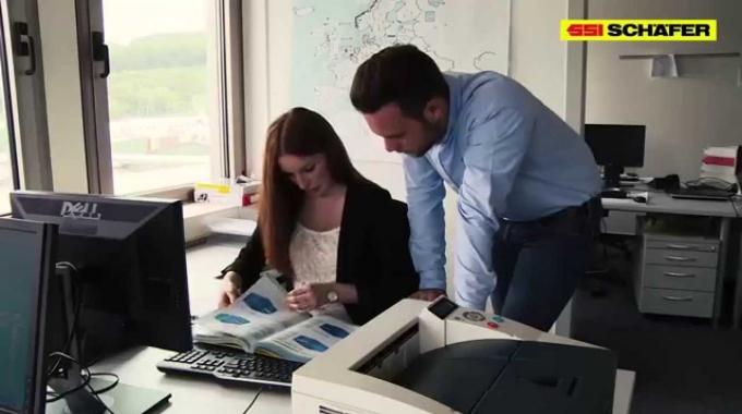 Industriekaufmann / Industriekauffrau - Ausbildung bei SSI SCHÄFER
