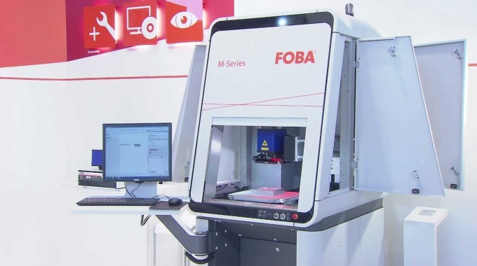 Laser at your service - FOBA