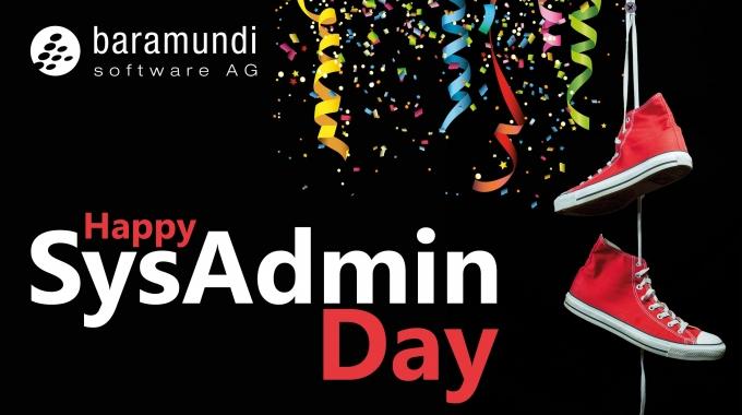 SysAdmin Day 2015: Ein Hoch auf alle Systemadministratoren!