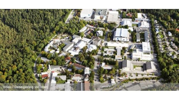 Gelände Bavaria Film GmbH in Geiselgasteig