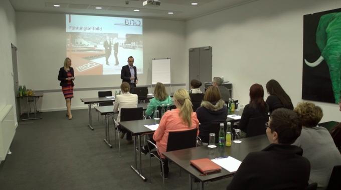 Rundgang durch das Unternehmen BDO Austria GmbH auf karriere.at