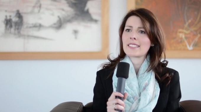 Was macht eine apoBank-Beraterin für Angestellte Heilberufe?