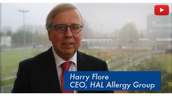 HAL Allergy Group: Dr. Harry Flore (CEO)