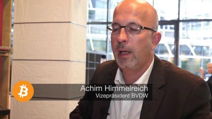 Bitcoin Konferenz mit Achim Himmelreich