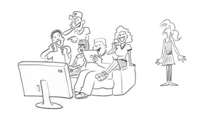 MS&C erklärt Social TV
