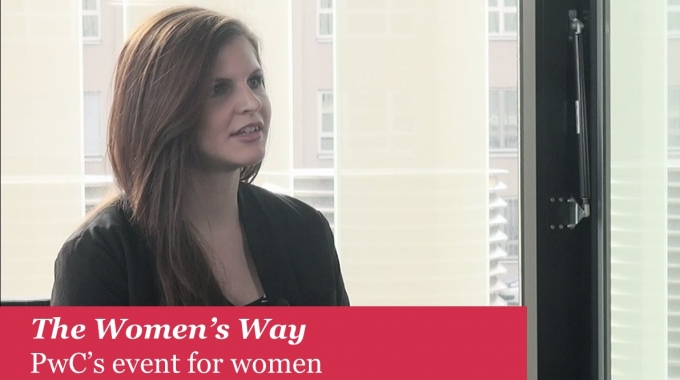 How to make the most out of your career? (The Women's Way: PwC's event for women)