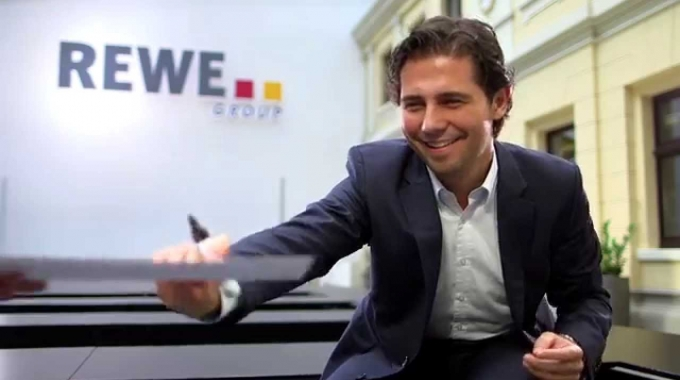 REWE Group-Interview: Trainees
