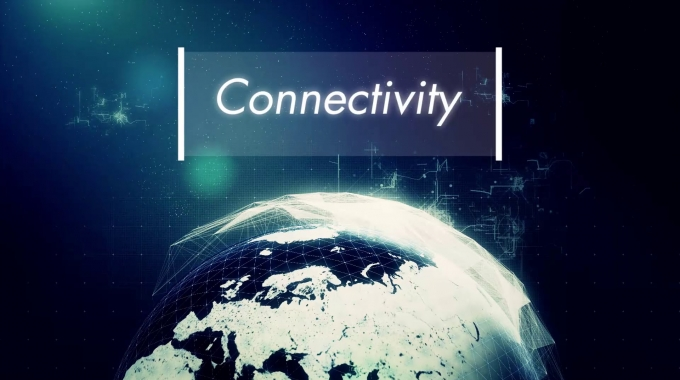 The connectivity