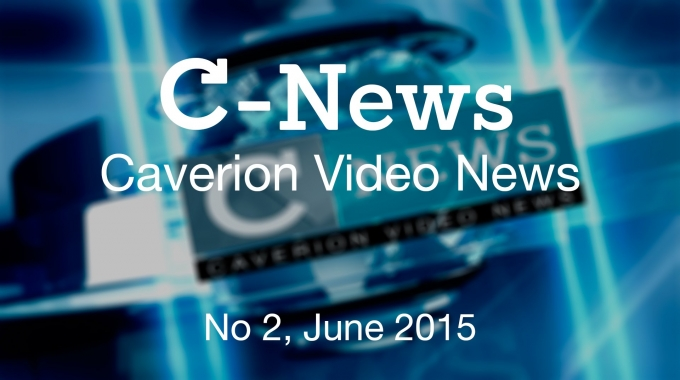 C-News - Caverion Video News. No2 June 2015