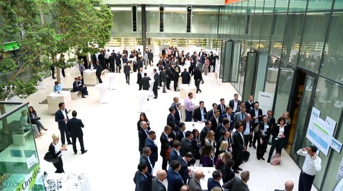 Welcome Day - Deloitte begrüßt die neuen Mitarbeiter