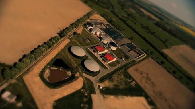 Biogas – die Energie der Zukunft