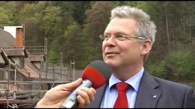 IHK-TV zu Gast bei Kurtz Ersa im Spessart