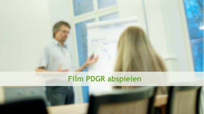 Die PDGR stellen sich vor