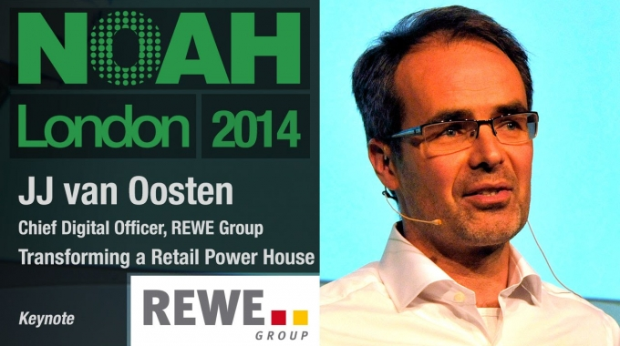 Präsentation unseres Geschäftsführers Dr. Jean-Jacques van Oosten auf der NOAH Conference