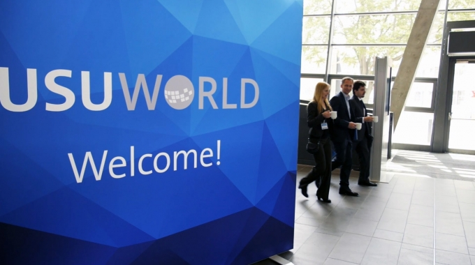 Event-Rückblick zur USU World 2015