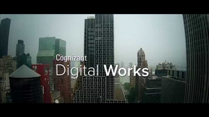 A Creative Space for Digital Solutions   Cognizant Digital Works Collaboratory