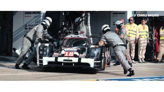 DMG MORI gratuliert Porsche zum Sieg in Le Mans 2015