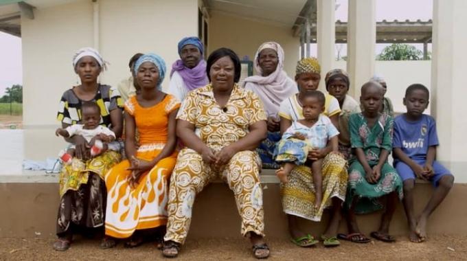 Fresenius Vamed - Eine Poliklinik in Ghana