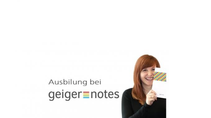 Geiger-Notes Ausbildungsberufe