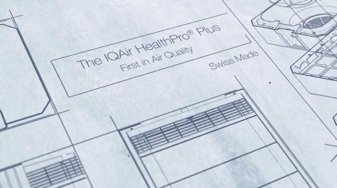 IQAir's HealthPro® Plus – An Inside Look