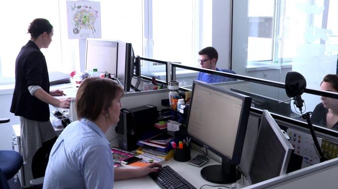 Ausbildungsfilm Medien- IT-Initiative Pforzheim