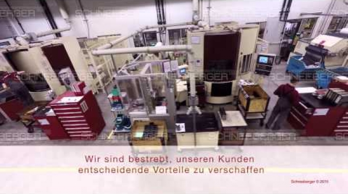 SCHNEEBERGER overview MONORAIL and AMS German