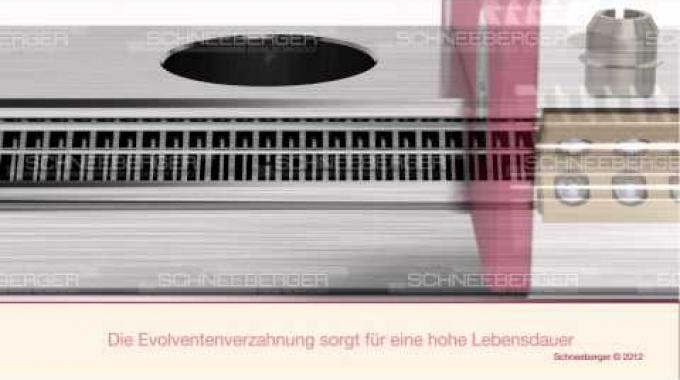 SCHNEEBERGER MINISCALE PLUS, MINIRAIL, MINISLIDE, Formular-S und LUBE-S German