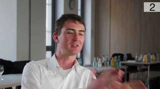 Talentschmiede - Dein Job in 90 Sekunden mit Daniel Schäfer