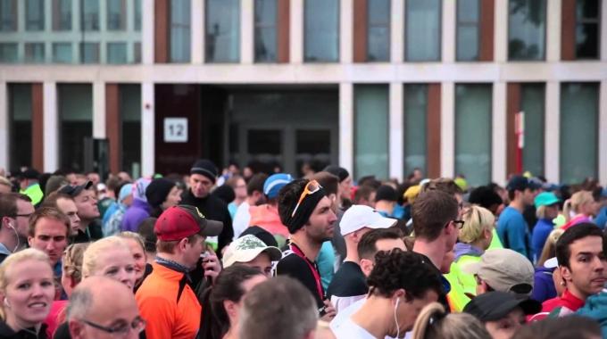 Uniplan Cologne Half Marathon 2013