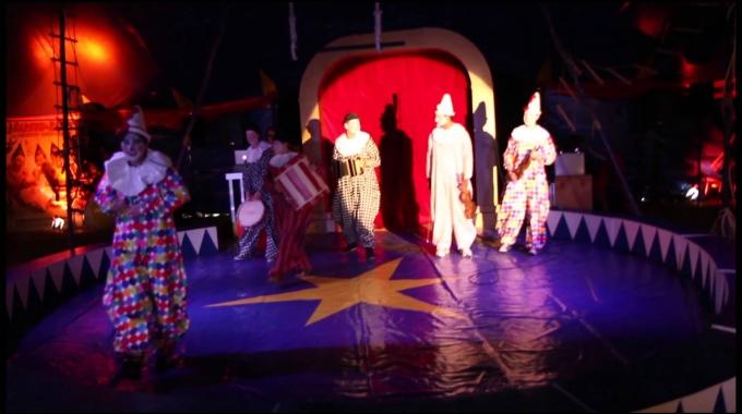Zirkus Uniplan | Sommerfest 2014