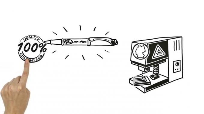 Kunden und Mitarbeiter glücklich machen – mit individuellen Schreibgeräten von ADLER.