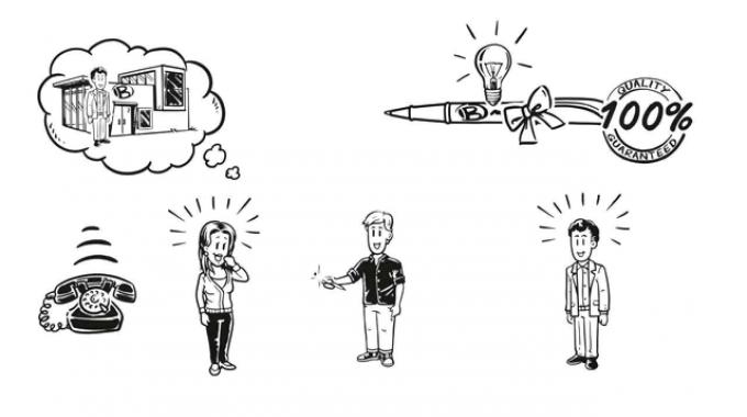 Des clients et des collaborateurs satisfaits, rien de plus simple, avec notre gamme de stylos personnalisables ADLER !