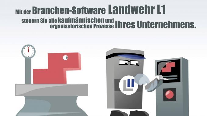 L1 und persy   Software-Komplettlösung für Personaldienstleister